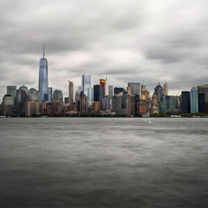 NYC Skyline Prints for sale - BW Enrico Lorenzani