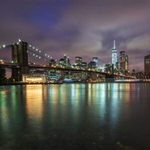 Brooklyn Bridge nyc prints Enrico Lorenzani