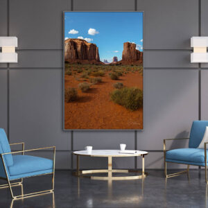 Monument Valley Domus prints for sale online