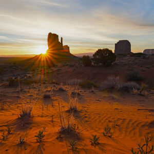 Monument Valley wall prints online by Italian Photographer Enrico Lorenzani