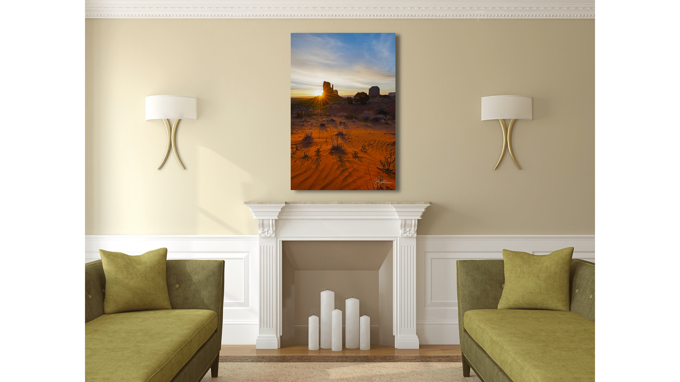 Monument Valley luxury prints buy online