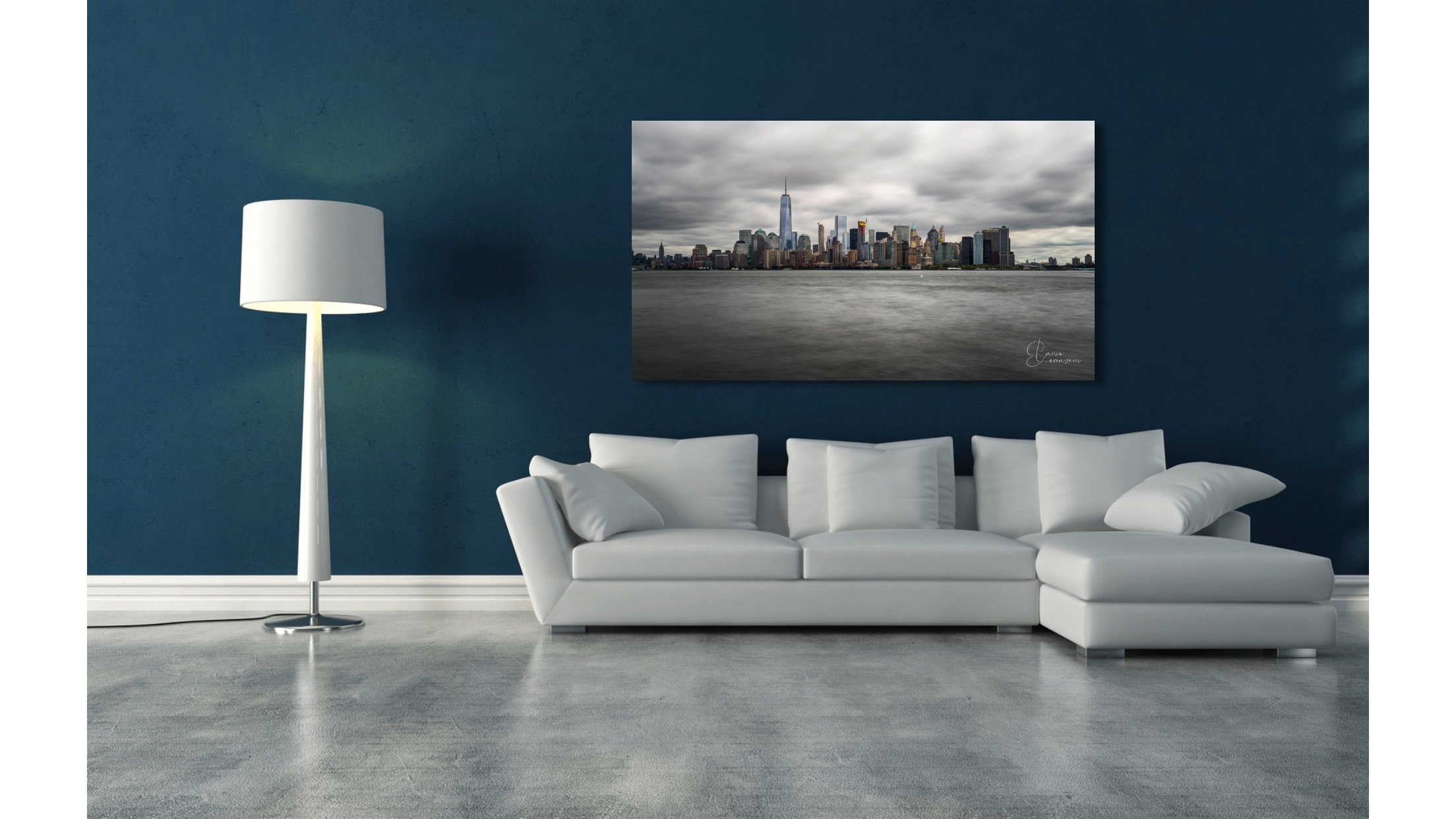 NYC skyline print luxury pictures for sale - buy online