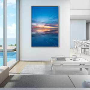 Sea light Domus luxury prints for sale online