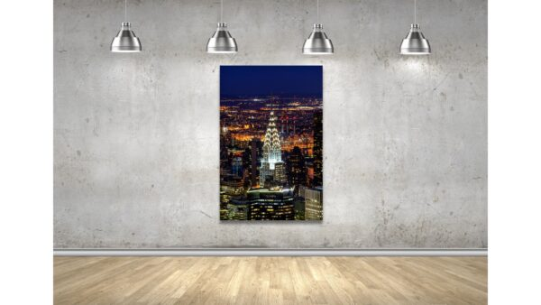 The Chryslers building - NYC photo prints online